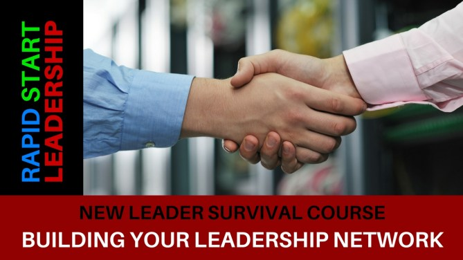 Building Your Leadership Network