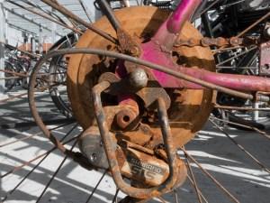 Establishing Trust - Rusty Bike