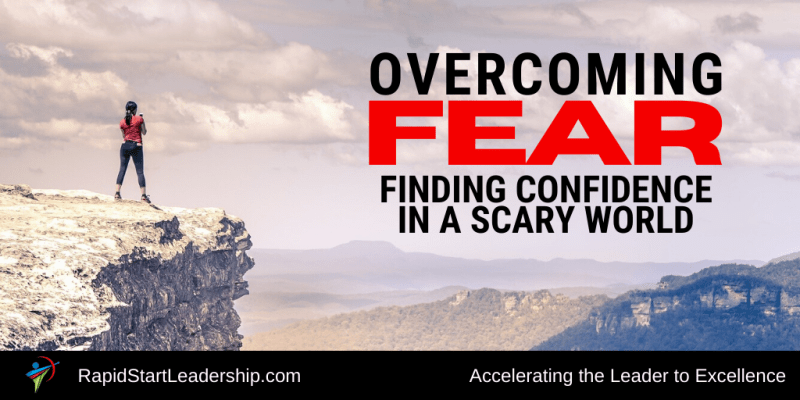 Overcoming Fear_ Finding Confidence in a Scary World