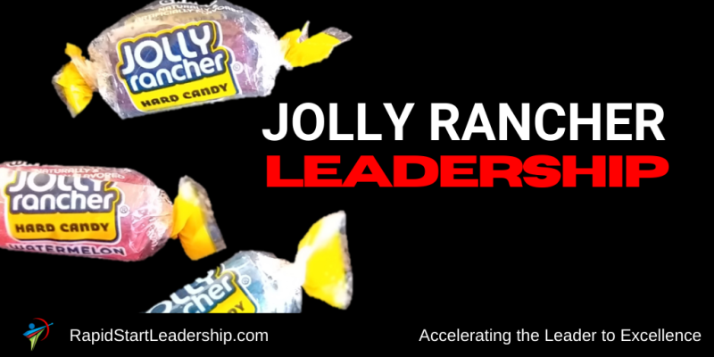 Jolly Rancher Leadership