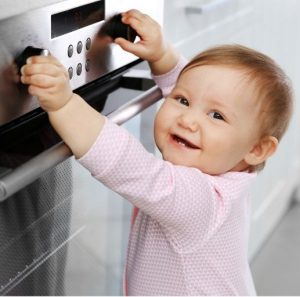 The Leadership Test - Toddler at the Stove