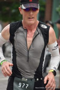Smiling at the Finish Line - The Marathon