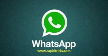 How to hack whatsapp