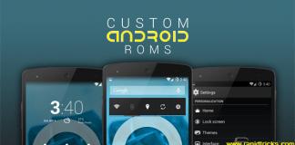How to Install Custom rom