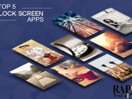 Top 5 Screen Lock Apps For Android