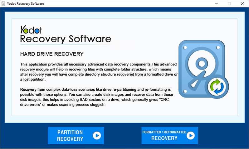 How to Recover the Deleted Files Using Yodot Recovery Software