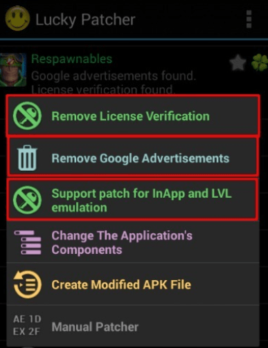 Crack Android Apps or Remove License Verification