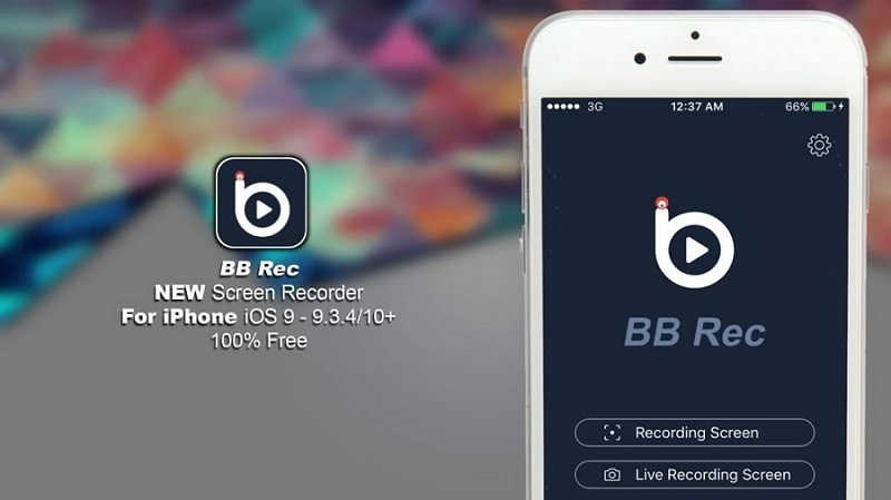 BB Rec Recorder Download Free for iOS, iPhone