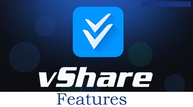 Vshare Features