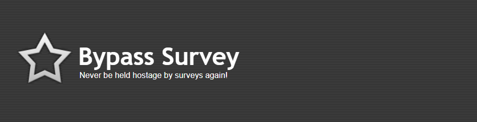 Survey Bypass - Survey Bypasser