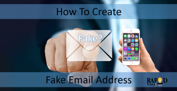 How to create Fake Email Address