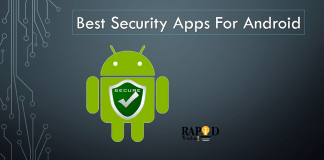 Best Security Apps For Android 2018