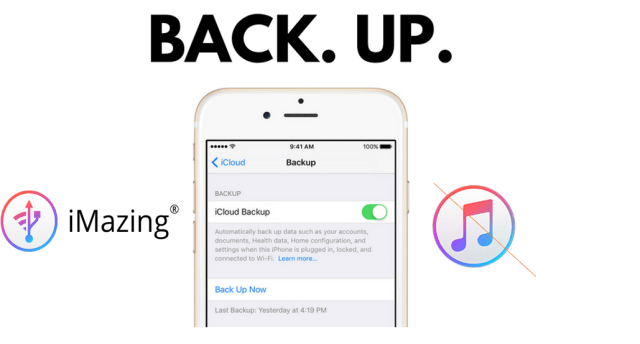Backup iPhone apps without itunes - iPhone tricks
