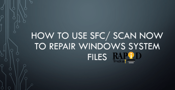 How to Use SFC/ Scannow to Repair Windows System Files [Best Methods]