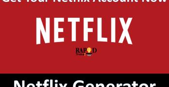 Free Netflix Generator