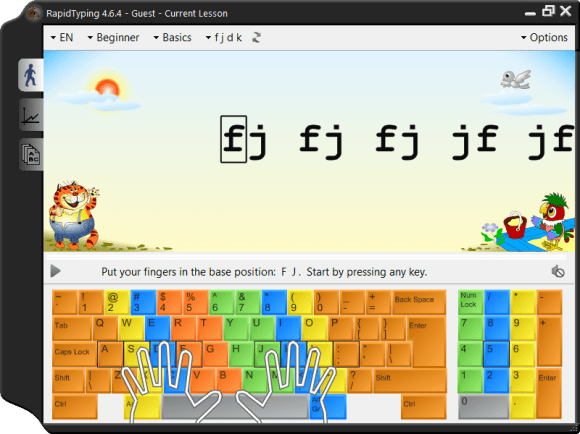 Portable Rapid Typing Tutor – 4.6.5 – (Windows Apps ...
