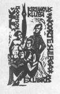 """Kirjandusklubi """"Noorte sulega"""" - 1969 okt"""