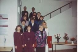 Raamatukogu töötajad 10.apr. 1996