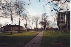 Vaade tulevase Konsumi ehitusplatsile, november 2001