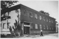 Rapla teeninduskombinaat Viljandi maanteel, 1960