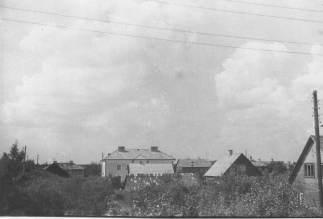 Vaade Eha 9 aknast Tallinna mnt suunas 1960nd keskel