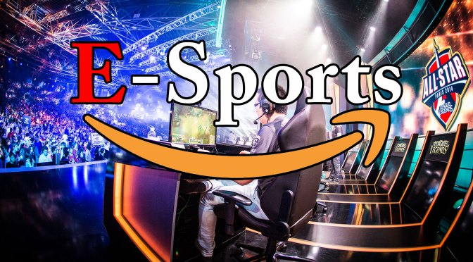 Amazon Poised to Influence the Growth of E-sports
