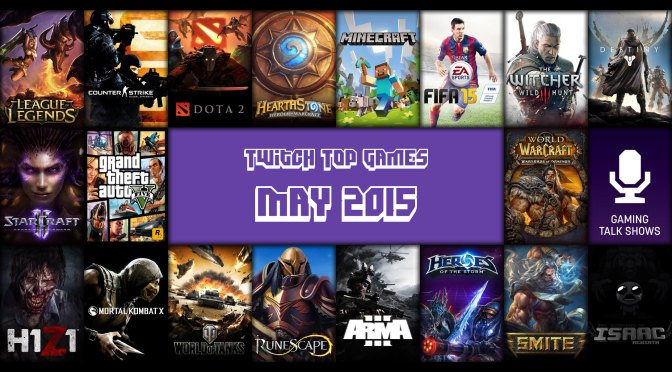 Top Games for May 2015