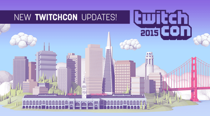 TwitchCon Update: Interactive Areas, Exhibitors, and Sponsor Announcement
