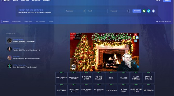 Microsoft updates Beam streaming to better compete with Twitch