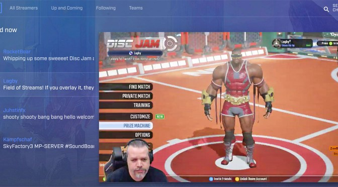 Microsoft's Twitch competitor, Beam, gets a major update