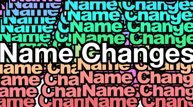 Twitch name changes are finally here