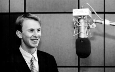 Steve Martin, BBC Radio Scotland