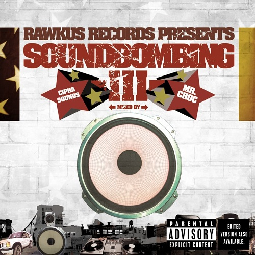 AA.VV. – Rawkus Presents Soundbombing III