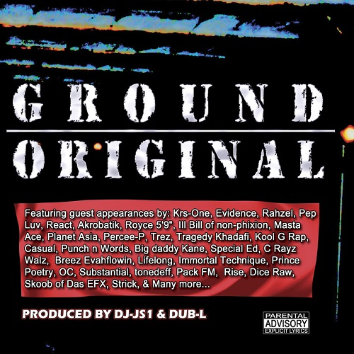 Dj JS-1 – Ground Original