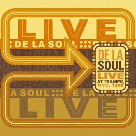 De La Soul – Live At Tramps, NYC, 1996