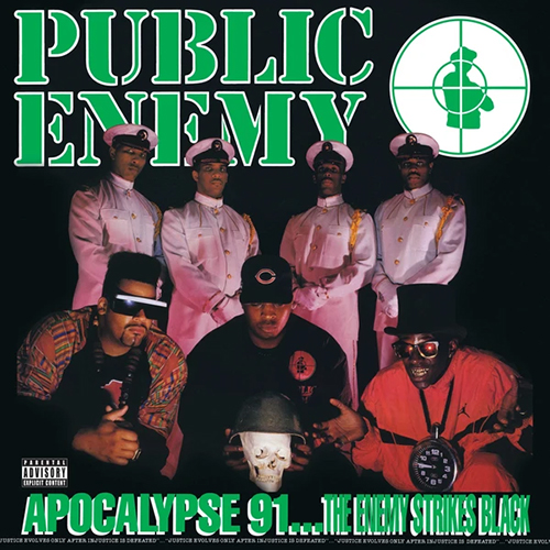 Public Enemy – Apocalypse '91…The Enemy Strikes Black