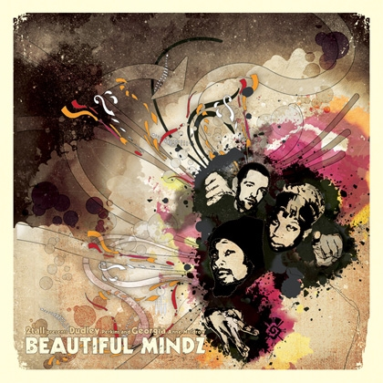 2tall Presents Dudley Perkins and Georgia Anne Muldrow – Beautiful Mindz