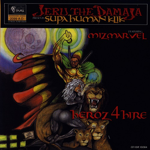 Jeru The Damaja – Heroz 4 Hire