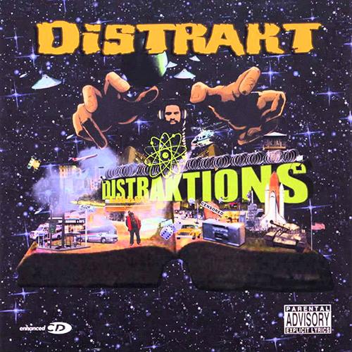 Distrakt – Distraktions