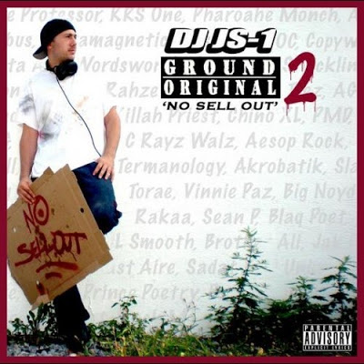 Dj JS-1 – Ground Original 2 'No Sell Out'