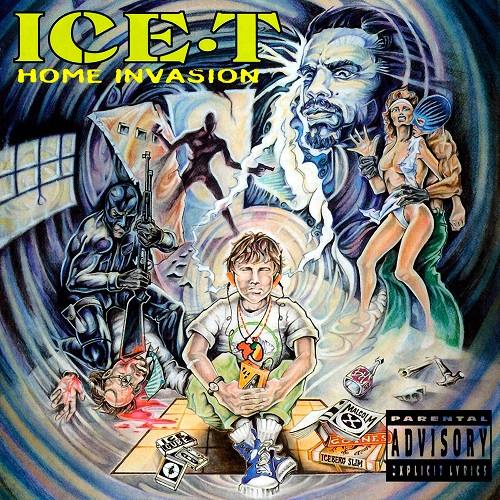 Ice-T – Home Invasion