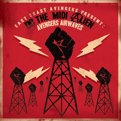 DC The Midi Alien – Avengers Airwaves