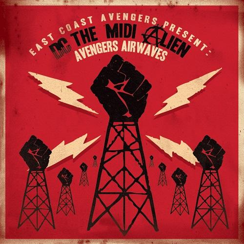 DC The Midi Alien – Avengers Airwaves