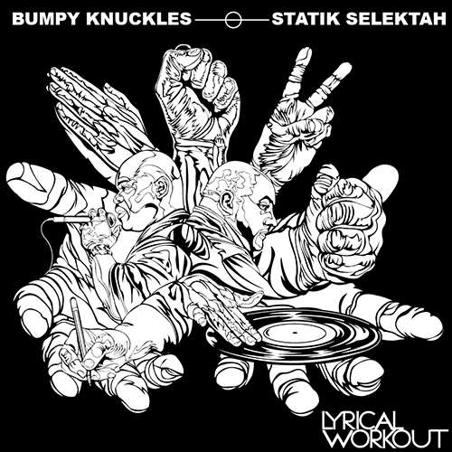 Bumpy Knuckles and Statik Selektah – Lyrical Workout