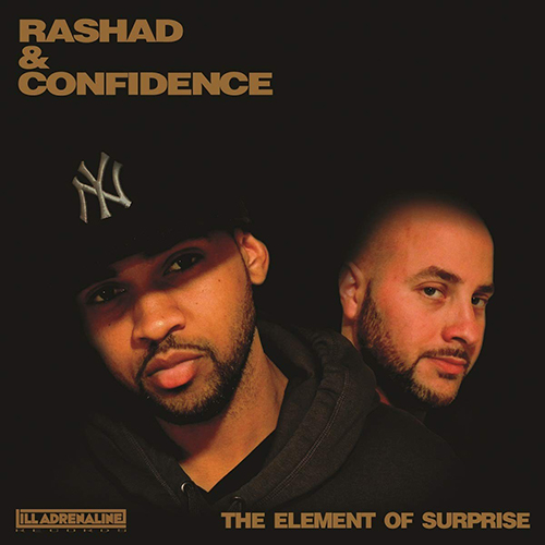 Rashad & Confidence – The Element Of Surprise