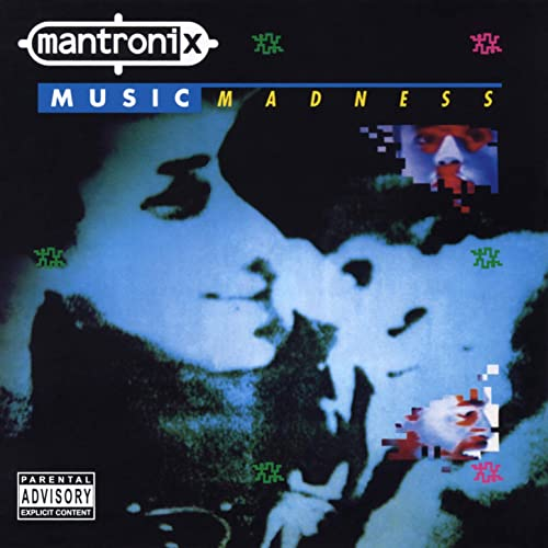 Mantronix – Music Madness
