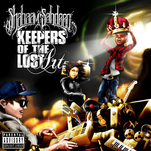Shabaam Sahdeeq – Keepers Of The Lost Art