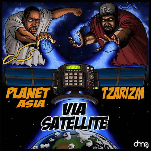 Planet Asia and TzariZM – Via Satellite