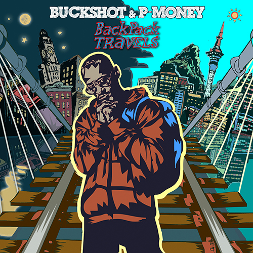 Buckshot & P-Money – BackPack Travels