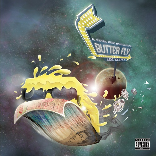 Lee Scott – Butter Fly